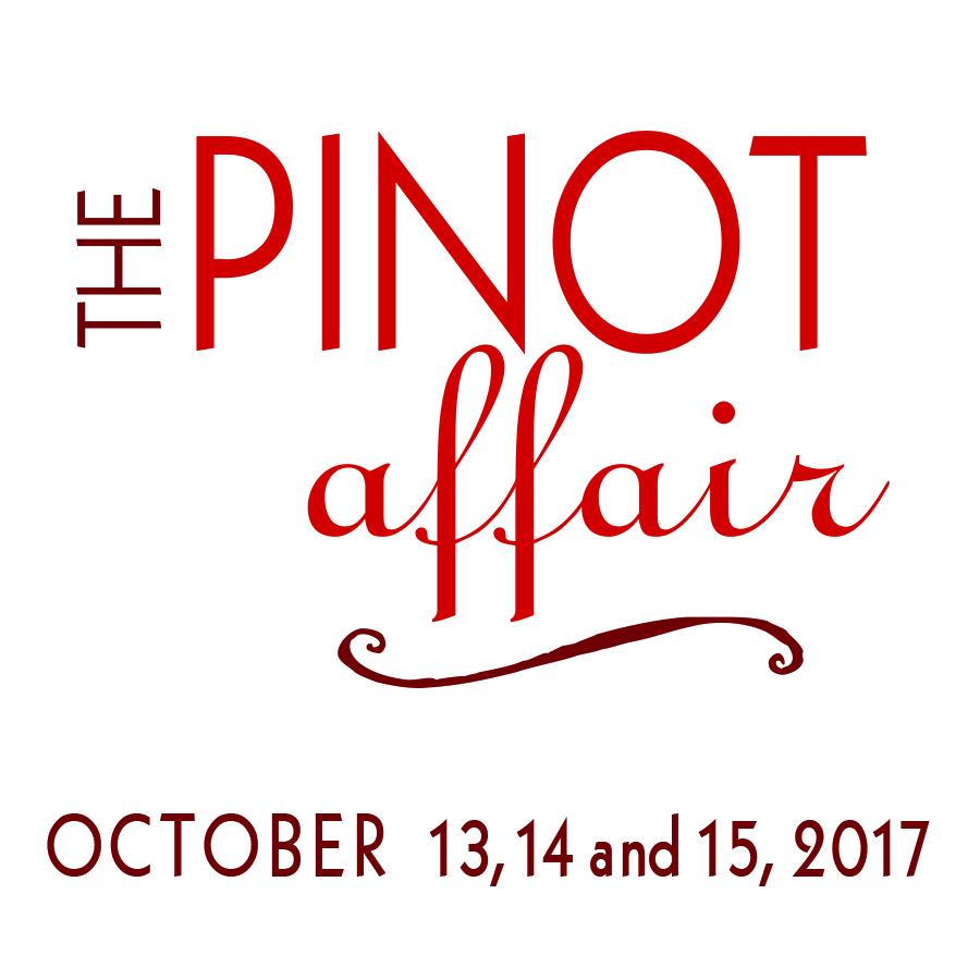 The Pinot Affair 2017 logo